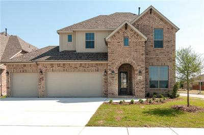Dallas, Fort Worth Single Family Home For Sale: 15100 Raven's Way