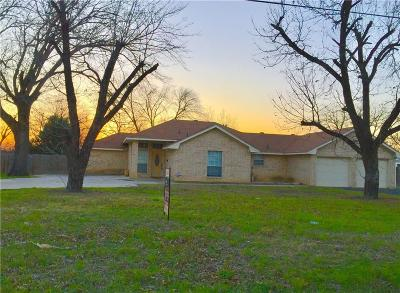 Haltom City Single Family Home Active Option Contract: 3317 Meadow Oaks Drive
