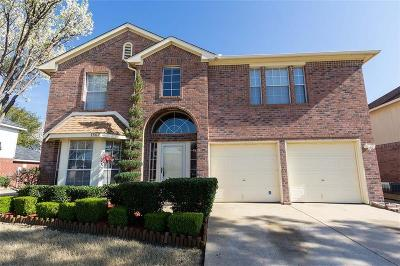 Rowlett Single Family Home For Sale: 7502 Dartmouth Drive