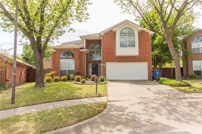 Flower Mound Single Family Home For Sale: 429 Wentworth Drive