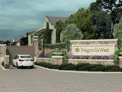 Westworth Village Residential Lots & Land For Sale: 233 Magnolia Lane