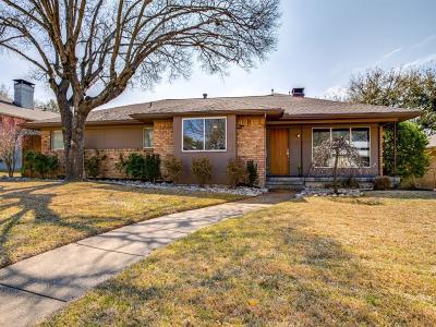 Single Family Home For Sale: 6734 Dalhart Lane