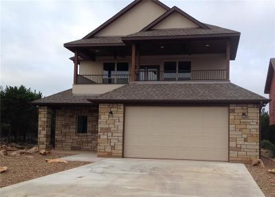 Palo Pinto County Single Family Home For Sale: 185 Oyster Bay