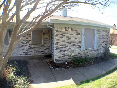 North Richland Hills Residential Lease For Lease: 7716 Westcliff Street