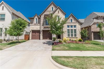 Coppell Single Family Home For Sale: 663 Westhaven Road
