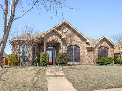 Rowlett Single Family Home For Sale: 6309 Madison Avenue