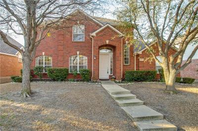 Plano Single Family Home For Sale: 3116 Deep Springs Drive