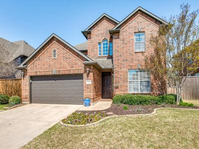 Flower Mound Single Family Home For Sale: 4224 Bonita Drive