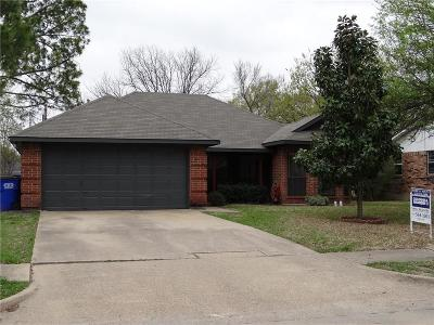 Forney TX Single Family Home For Sale: $184,000