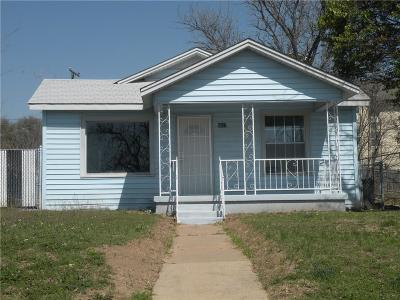 Fort Worth Single Family Home For Sale: 5632 Bonnell Avenue