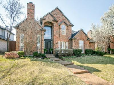 Plano Single Family Home For Sale: 3229 Saint Bridges Drive
