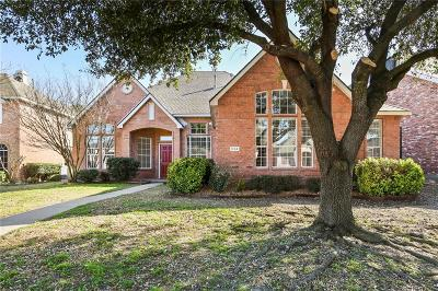 Mesquite Single Family Home For Sale: 834 Big Thicket Trail