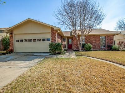 Fort Worth Single Family Home For Sale: 7028 Whitewood Drive