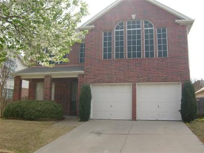 Fort Worth Single Family Home For Sale: 4644 Parkmount Drive