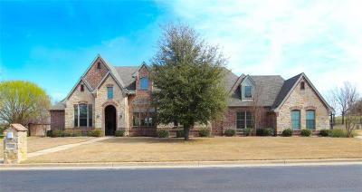 Aledo Single Family Home For Sale: 140 Links Lane