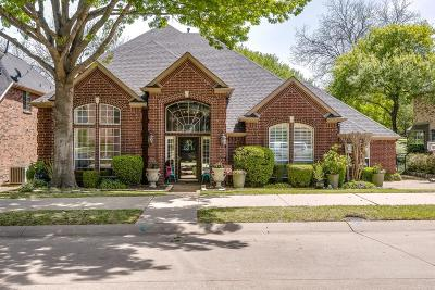 McKinney Single Family Home Active Option Contract: 2731 Brookside Lane