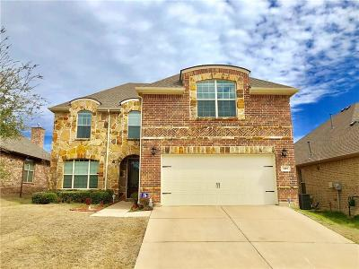 Denton Single Family Home For Sale: 3405 Evening Wind Road