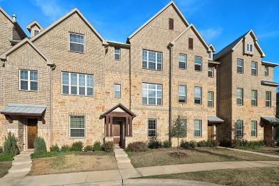 Irving Townhouse For Sale: 6432 Riviera Drive