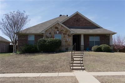 Wylie Single Family Home For Sale: 1900 Clearbrook Court