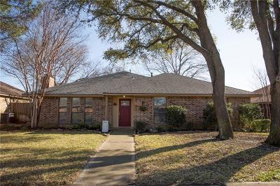 Flower Mound Single Family Home For Sale: 1327 River Oaks Drive
