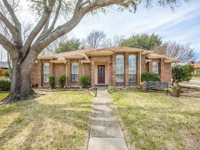 Coppell Single Family Home For Sale: 519 Parish Place