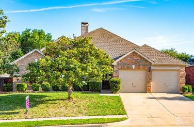 Flower Mound Single Family Home For Sale: 3605 Hidden Forest Drive