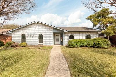 The Colony TX Single Family Home For Sale: $224,900