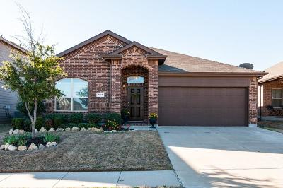 Fort Worth Single Family Home For Sale: 813 Santa Rosa Drive