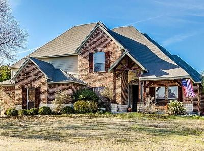 Aledo Single Family Home For Sale: 120 Rim Rock Road