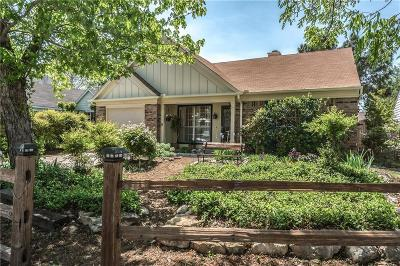 Single Family Home For Sale: 3716 River Birch Road