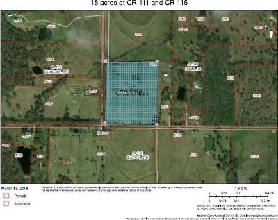 Kaufman Residential Lots & Land For Sale: 00 Co Road 111