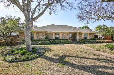 Plano Single Family Home For Sale: 3508 Bonniebrook Drive