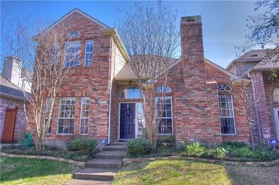 Dallas Single Family Home For Sale: 6020 Willow Wood Lane