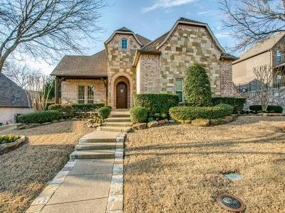 McKinney Single Family Home For Sale: 2309 Brandywine