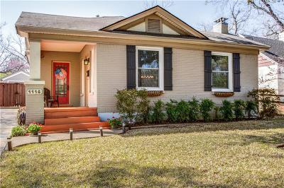 Single Family Home For Sale: 1118 Elmwood Boulevard