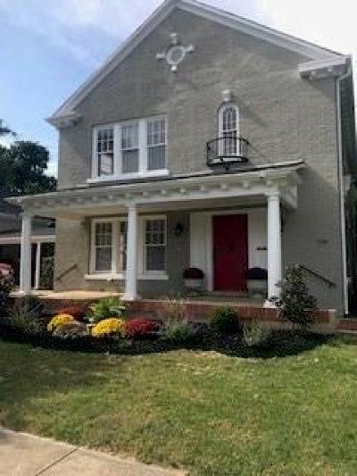 Denison Single Family Home For Sale: 1100 W Morton Street