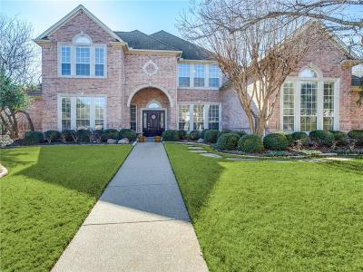 Fort Worth Single Family Home Active Option Contract: 6425 Elm Crest Court
