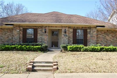 Garland Single Family Home For Sale: 5117 Willowhaven Circle