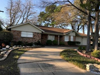 Euless Single Family Home For Sale: 1603 Signet Drive