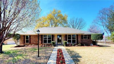 Highland Village Single Family Home For Sale: 241 Greensprings Street