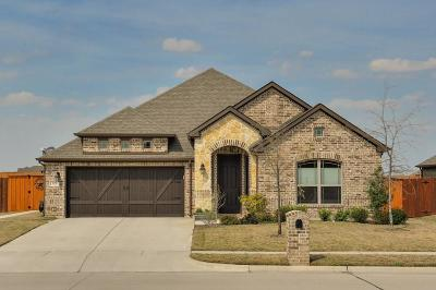 Waxahachie Single Family Home For Sale: 525 Sagebrush Lane
