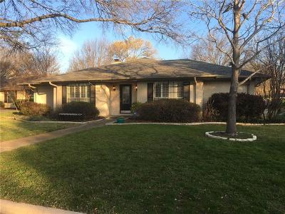Mansfield Single Family Home For Sale: 1113 Meadow Crest Lane