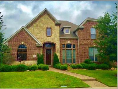 Frisco Single Family Home For Sale: 5766 Wellington Lane