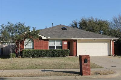 Mckinney Single Family Home Active Option Contract: 1006 Barkridge Drive