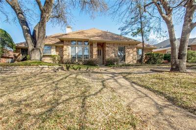Single Family Home For Sale: 2207 Primrose Drive