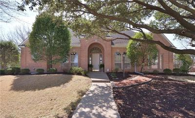 North Richland Hills Single Family Home Active Option Contract: 8808 Thorndale Court