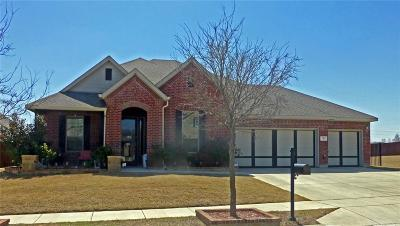 Fort Worth Single Family Home For Sale: 600 Fall Wood Trail
