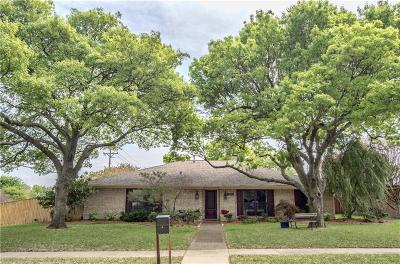 Richardson Single Family Home For Sale: 301 Canyon Valley Drive