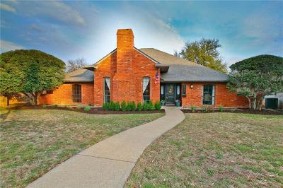 Dallas Single Family Home For Sale: 5730 Winding Woods Trail