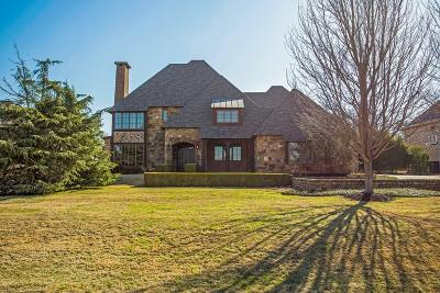 Flower Mound Single Family Home For Sale: 3512 Chimney Rock Drive